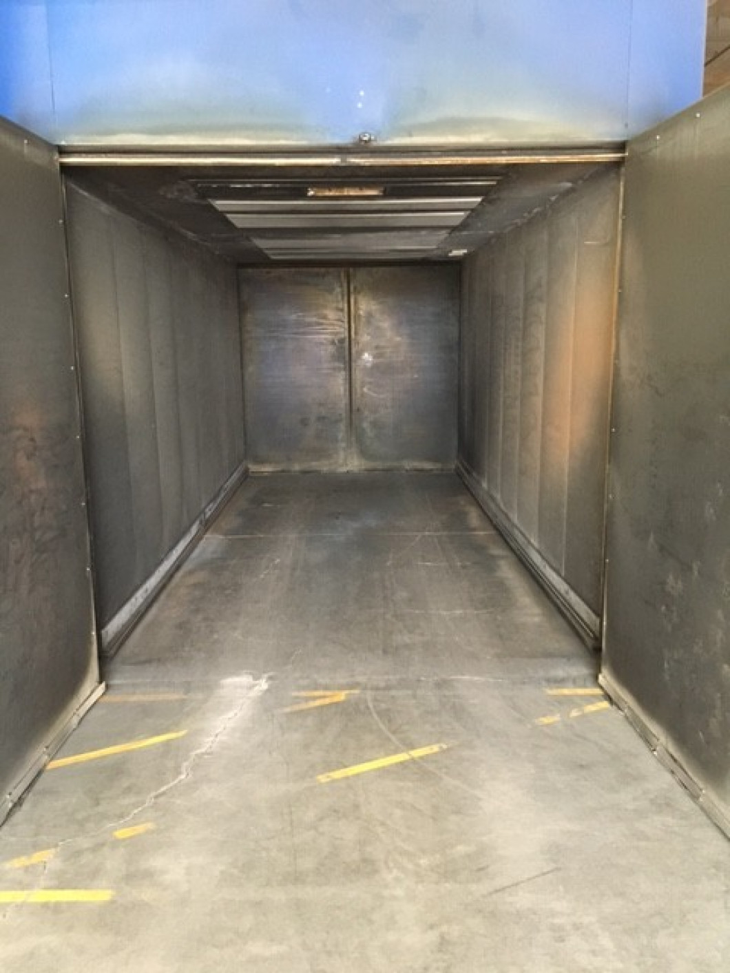 We Can Fit Anything Into Our 20-Foot Powder Coating Oven!